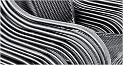 Sillas (Black and White Fine Art) Tags: canon20d canoneos28105usm canon sillas chairs abstract abstracto sanjuan oldsanjuan viejosanjuan puertorico lightroom epsonperfectionv500scanner niksilverefexpro4 aviary texturas textures