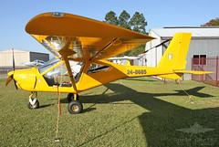 24-8685 AEROPRAKT A22LS FOXBAT (QFA744) Tags: 248685 aeroprakt a22ls foxbat