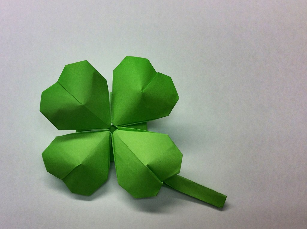 the worlds best photos of clover and origami flickr