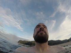 (emed0s) Tags: japan travel beard face me upwards gopro