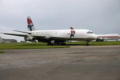MK Cargo Airlines DC8 Manston UK (breedlux) Tags: mk dc8 manston