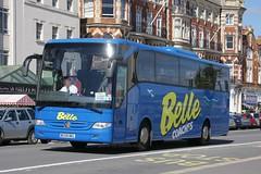 Belle Coaches BC09 BEL (johnmorris13) Tags: bellecoaches bc09bel mercedes tourismo coach