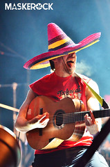 La Pegatina # Viña Rock 2013
