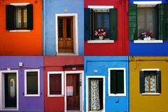 burano patchwork (i k o) Tags: camera venice houses italy colors island casa italia sony 28mm pocket patchwork venezia colori pointshoot burano compact isola carlzeiss montaggio tascabile rx100 compatta 4foto variosonnart 28100mmf1849 4shotsassembly
