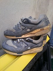 new balance 1600's (daswsup) Tags: new usa vintage grey gray 1600 made balance expensive 1500 90s 577 1001 999 670 997 455 1400 554 576 1450 998 860 flickrandroidapp:filter=none