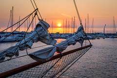 Harbour sunset (Joakim Berndes) Tags: power kris sverige resa helsingborg maj joakim 2013 skneln utbildning berndes canon6d fotose ukpower joakimberndes ungakris