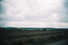 farm outside of town (dnh500) Tags: rural 35mm slim superia farm wide expired vivitar ultra uws dnh500