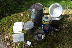 Esbit stoves! (HendrikMorkel) Tags: outdoors hiking gear stoves esbit