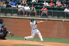 Baseball vs Richmond (A10 Tournament), 5/22/2013, Chris Crews, DSC_2498 (NinerOnline) Tags: university baseball spiders 49ers richmond tournament unc a10 uncc charlote ninermedia