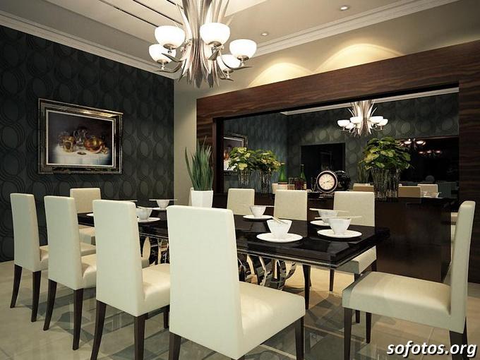 Salas de jantar decoradas (133)