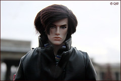 Oliver (astramaore) Tags: brown male green fashion toy model glamour doll greeneyes lukas chic cheekbones citizen royalty fulllips brunet fashionroyalty