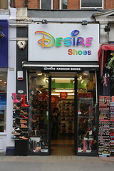Desire (SReed99342) Tags: uk england london shoes disney desire queensway