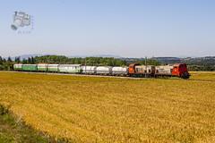 Herbicida en La Garriga (UT440 131M) Tags: barcelona ex train canon tren photography eos j la photo spain europa europe control sintra sigma railway zug catalonia coche
