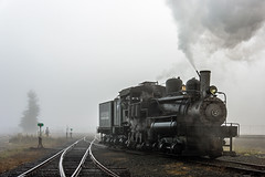 Rayonier Willamette #2 (kdmadore) Tags: railroad willamette steamlocomotive rayonier mtrainierscenicrailroad rayo2