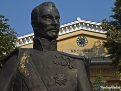 Stevan Supljikac statue (pancevo.online) Tags: pancevo statue vojvodina serbia arhitecture