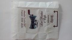 Srie Moulins  caf - Louis XIV 01 (periglycophile) Tags: priglycophilie sucrology sugar packet sucre morceaux cube france beghin say moulin caf louis xvi