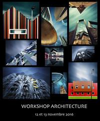 WORKSHOP ARCHITECTURE ( David.Keochkerian ) Tags: workshop architecture amiens longexposure poselongue