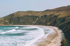 paradise (Biancabltran) Tags: sea sealovers landscape paraiso paradise beach lonelybeach europa europe espaa spain llanes cliff beauty canon wideopen nature lovenature travel travelphotography ocean vsco canon7d explore hiking senderismo