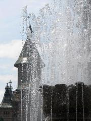 . (_tess_) Tags: tess water romanianorthodoxcathedral timioara temeschwar romania rumnien