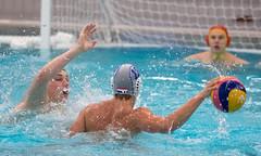28190460 (roel.ubels) Tags: jong oranje nederland holland duitsland deutschland sport topsport waterpolo 2016 oefenwedstrijd alphen aan de rijn aquarijn