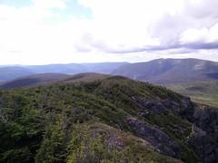 022 - Parc national de la Gaspsie : Mont Xalibu (Arfphandal Forfal Forphan) Tags: trip qubec gaspsie forest tree arbre fort nature water eau park landscape