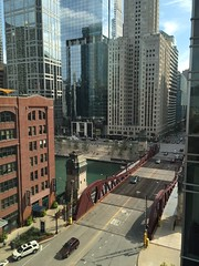 LaSalle Street & The Chicago River (Mark 2400) Tags: lasalle street chicago river