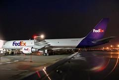 N776FD FedEx Express 757-222F at KCLE (GeorgeM757) Tags: fedexexpress 757222f n776fd n534ua freighter aircraft airplane alltypesoftransport aviation airport boeing kcle georgem757 cargo airfreight