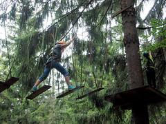 P8234080e (topzdk) Tags: treeclimbing summer 2016 czechrepublic ski slope lanovy park