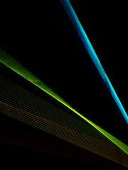 Staccato strings (jocelyncoblin) Tags: sooc lightpainting intentionalcameramovement lightart lightplay blue buestblue blueazul abstract nightshot topf25 topv111