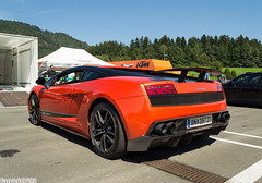 Lamborghini Gallardo Superleggera LP 570-4 (Patrick2703) Tags: lamborghini gallardo superleggera lp 5704 orange redbullring spielberg austria cars worldcars supercars