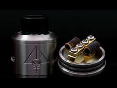 Goon 22 RDA from 528 Customs (JacobL321) Tags: hotguy hotgirl quitsmoking startvaping combustionisdead vape vapelife driplife vapepics coilporn wireporn wireart vapefam