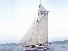 Hedwig Maria unter-segeln