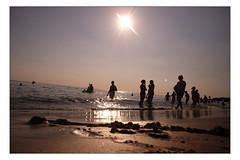 DSCF0121 copie (sylvainbachelot) Tags: baule pornichet plage sable mer ciel vague matin soir soleil mauijim coquillage toile de bord lumire mlancolie fujix70 panorama nature