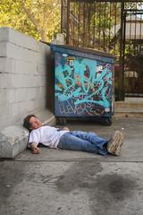 Downtown LA (Fernanda Vidoti) Tags: la losangeles usa california street hollywood eua