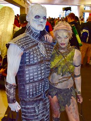 DSC_0617 (Randsom) Tags: nycc 2016 newyorkcomiccon nycomiccon javitscenter october nyc newyorkcity cosplay costume fun comicbooks comicconvention nightsking childrenoftheforest mask ghoul gameofthrones got hbo