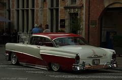 Mercury (Natali Antonovich) Tags: belovedbrugge brugge bruges belgium belgique belgie car classic classiccars retrocar retro transport street style lifestyle mercury tradition oldtown