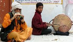 Sonagiri musicians (bokage) Tags: india madhyapradesh sonagiri sonagir jain digambara temple musician bokage