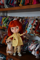 Blythe A Day 16 September 2016 - Favourite Outfit