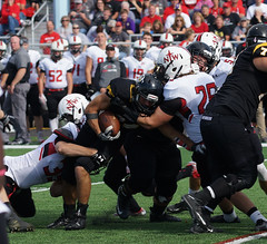 37 (dordtfootball2014) Tags: dordt northwestern