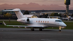 C-FAJC - Morningstar Partners - Bombardier Challenger 300 (bcavpics) Tags: cfajc morningstarpartners bombardier challenger 300 aviation aircraft bizjet airplane plane yvr vancouver britishcolumbia canada bcpics