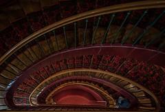 Treppe_4 (uwe_b_aus_r) Tags: treppe treppenhaus gelnder treppenauge