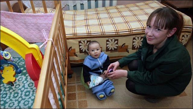 ВКрасноярске осужденные матери смогут жить вколониях прямо сдетьми