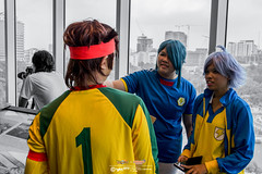 Inazuma Eleven x #AMG2016: 029 (FAT8893) Tags: amg2016 animangaki animangaki2016 cosplay inazumaeleven level5 malaysia soccer fubuki shirou shawn froste mamoru endou mark evans kazemaru ichirouta nathan swift