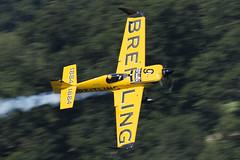 RU73 (MK16photo) Tags: nikon nikond7100 d7100 cropsensor dx apsc markkolanowski mkphoto mk16photo sigma sigma150600 sigma150600s sigma150600sport 150600 telephoto zoom 150600mmf563dgoshsm|s redbull airrace redbullairrace redbullairraceascot ascot uk unitedkingdom england ascotracecourse low fast plyon extreme aerobatics red bull air race london greatbritain gb airshow smokeon berkshire propblur 2016 master class masterclass plane airplane aircraft flying aviation avgeek nigellamb nigel lamb 9 mxsr mxs breitling gbr yellow black