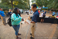 Week in Photos - 051 (Ole Miss - University of Mississippi) Tags: 2016 skb2926 coffee cop upd police union plaza students friend friendly doughnut donut breakfast homecoming dondouglas university ms usa
