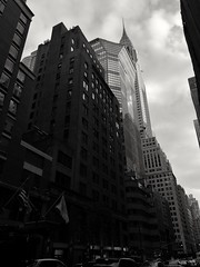 Chrysler peaking out on Lexington (stephenquin58) Tags: chryslerbuilding nyc