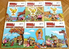 Christa 16 (noriart) Tags: janusz christa egmont kaw kajko kokosz kajtek koko gucek roch prl komiks