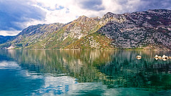 Kotor, Montenegro (phili7797) Tags: kotor montenegro adriatic mediterranean landscape nature colors water sea ocean seascape reflection hd composition follow like clouds weather explore tourism wow spring september green light summer new