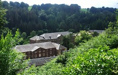 New Lanark (Suzanne's stream) Tags: scotland 1786 cottonmill newlanark millworkers mill worldheritagesite lanarkshire