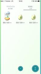 Pokémon GO (UX Examples (Mobile Games)) Tags: 2016 pokémongo niantic